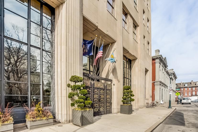 exterior of 210 Washington Ave Philadelphia