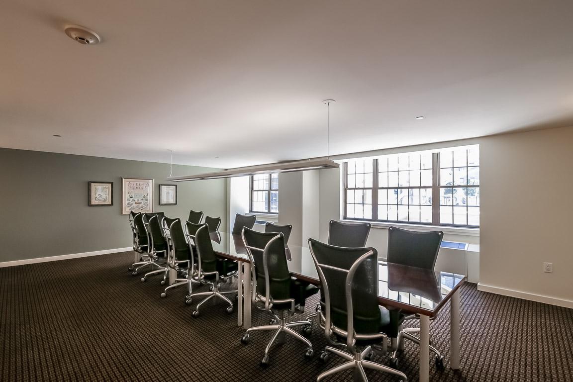 conference room luxury condo Philadelphia