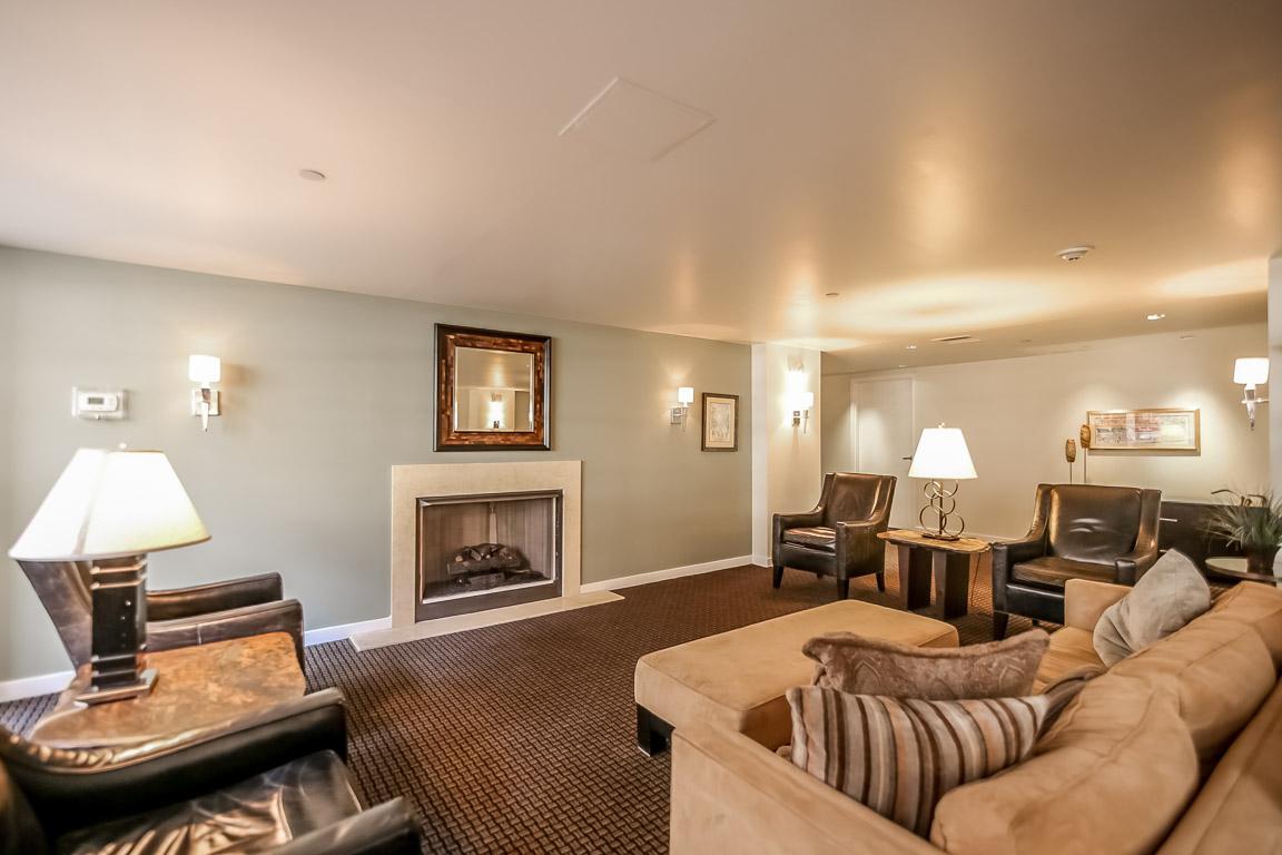 luxury condo living room Philadelphia