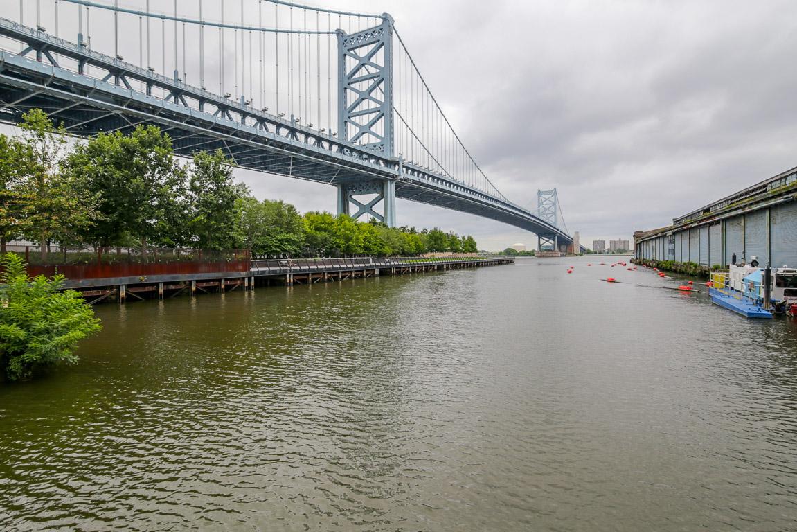 Delaware River Philadelphia, PA