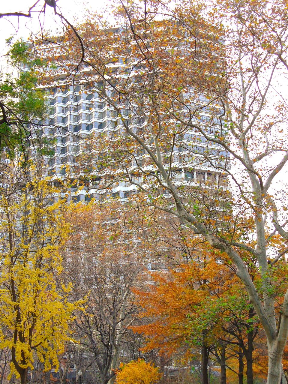 Luxury condo building high-rise Philadelphia