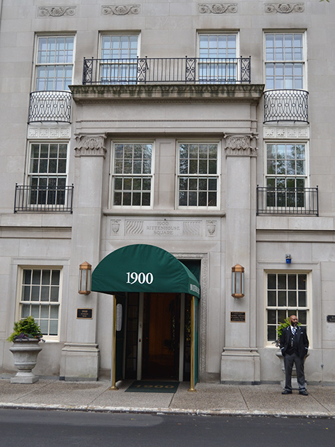 1900 Rittenhouse luxury condos in Philadelphia