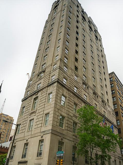 Lanesborough full-floor luxury condominiums in Philadelphia